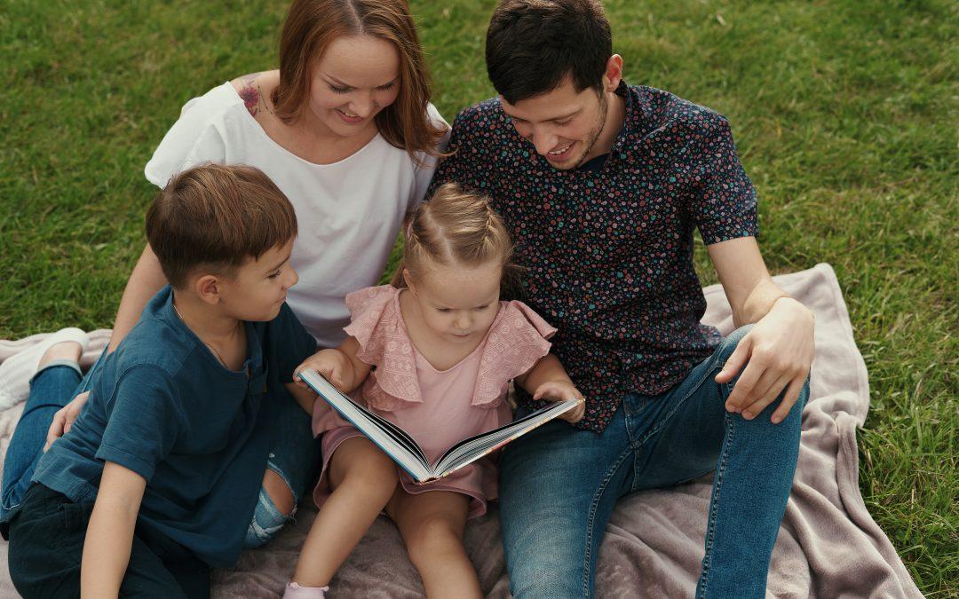 Conversamos sobre la importancia de la lectura en l@s niñ@s y este fue el resultado